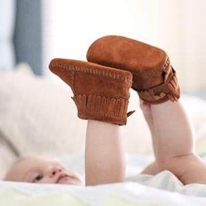 Minnetonka Infant Moccasin